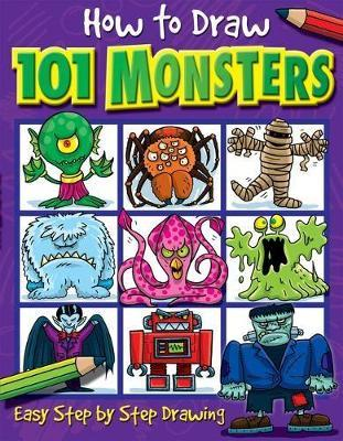 How to Draw 101 Monsters, Volume 2