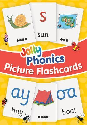Jolly Phonics Picture Flash Cards by Sue Lloyd