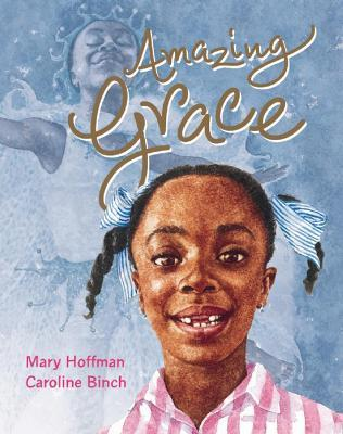 A review of amazing grace by mary hoffman