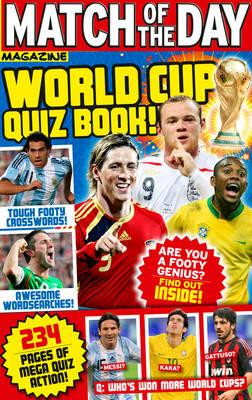 """""""Match of the Day"""" World Cup Quiz Book"""