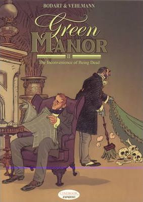 Green Manor: Inconvenience of Being Dead v. 2