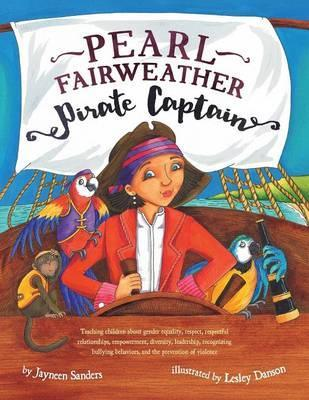 Pearl Fairweather Pirate Captain