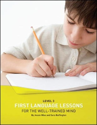 First Language Lessons Level 3