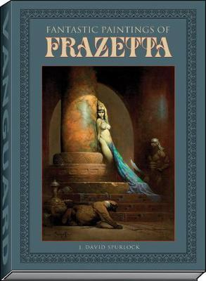 Fantastic Paintings of Frazetta