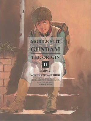 Mobile Suit Gundam: The Origin 2