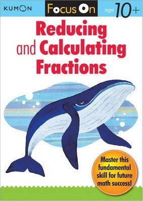 Focus On Reducing And Calculating Fractions