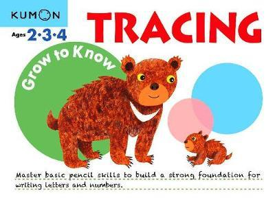 Grow to Know: Tracing (Ages 2 3 4)