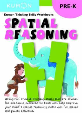 Thinking Skills Spatial Reasoning Pre-K