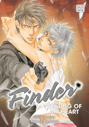 Finder Deluxe Edition: Beating of My Heart, Vol. 9