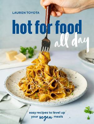 hot for food all day: A Cookbook