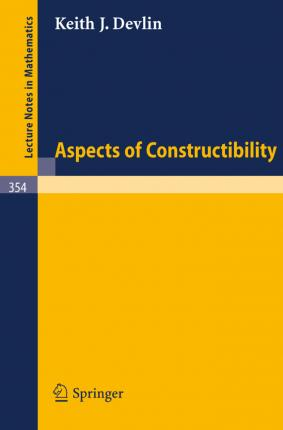 Aspects of Constructibility