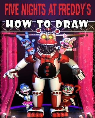 Five Nights At Freddy's How To Draw