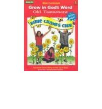 Grow in God's Word-Old Testament