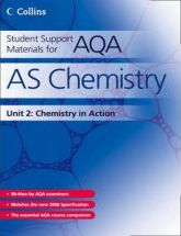 Student Support Materials for AQA: AS Chemistry Unit 2: Chemistry in Action