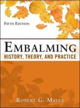 Embalming: History, Theory, and Practice