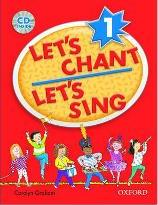 Let's Chant, Let's Sing 1: CD Pack: CD pack 1