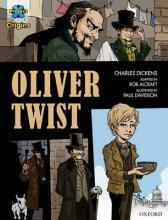 Project X Origins Graphic Texts: Dark Red+ Book Band, Oxford Level 20: Oliver Twist