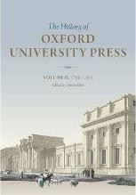 The History of Oxford University Press: Volume II