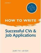How to Write: Successful CVs and Job Applications