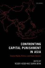 Confronting Capital Punishment in Asia