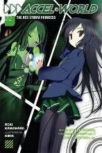 Accel World: (Novel) The Red Storm Princess Vol. 2
