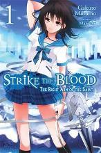 Strike the Blood: (Novel) The Right Arm of the Saint Vol. 1