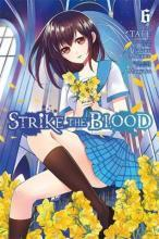 Strike the Blood: (Manga) Vol. 6