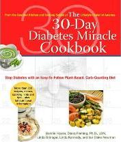 30 Day Diabetes Miracle Cookbook