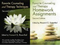 Favorite Counseling and Therapy Techniques and Homework Assignments Package