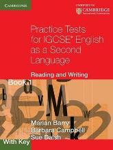 Practice Tests for IGCSE English as a Second Language: Bk. 1, with key