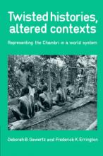 Twisted Histories, Altered Contexts
