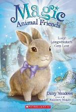 Magic Animal Friends #1 Lucy Longwiskers