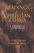 Readings in Christian Ethics