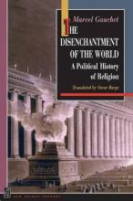 The Disenchantment of the World