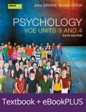Psychology VCE Units 3&4 6E Ebookplus & Print + Studyon VCE Psychology U3&4 3E