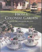 From a Colonial Garden