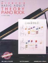 Alfred's Basic Adult Piano Course Theory, Bk 1