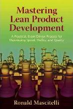 Mastering Lean Product Development