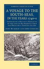 A Voyage to the South-Seas, in the Years 1740-1