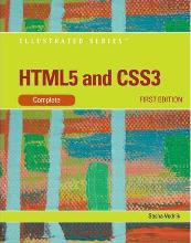 HTML 5 and CSS 3, Illustrated Complete