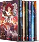 Amulet Box Set: Books 1-7