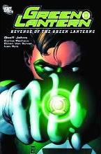 Green Lantern Revenge of the Green Lanterns