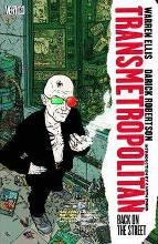 Transmetropolitan: Back on the Street Vol 1