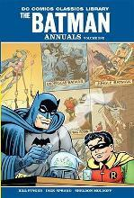 The Batman Annuals, Volume 1