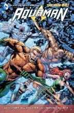 Aquaman: Death of a King (the New 52) Volume 4