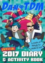 DanTDM 2017 Diary and Activity Book