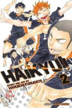 Haikyu!!: Volume 2