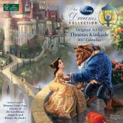 Thomas Kinkade: The Disney Dreams Collection Wall Calendar