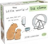 The Little World of Liz Climo 2018 Day-To-Day Calendar