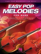 Easy Pop Melodies for Bass (Book/CD)